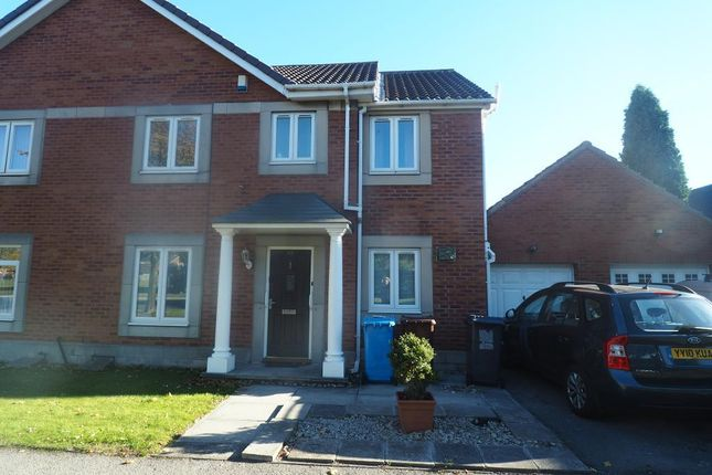 Thumbnail Semi-detached house for sale in Southbridge Road, Victoria Dock, Hull, East Yorkshire