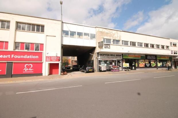 Thumbnail Commercial property to let in Croft Street, Burnley