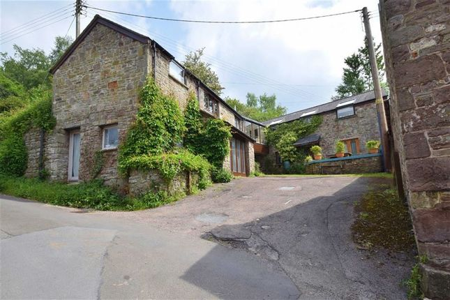 Thumbnail Detached house for sale in Brockweir, Chepstow