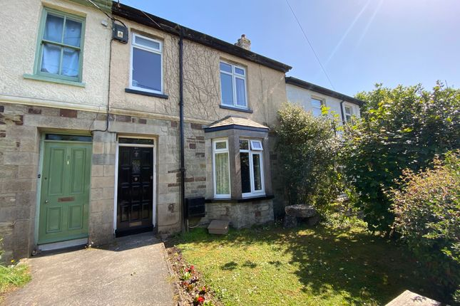 Thumbnail Flat to rent in Harleigh Terrace, Bodmin
