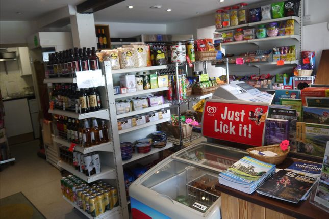 Thumbnail Retail premises for sale in Off License & Convenience DL8, West Burton, North Yorkshire