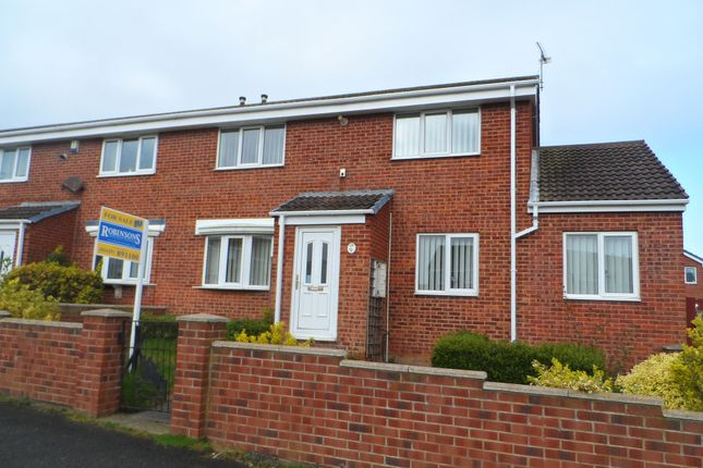 Thumbnail Semi-detached house for sale in Woodstock Way, Hartlepool