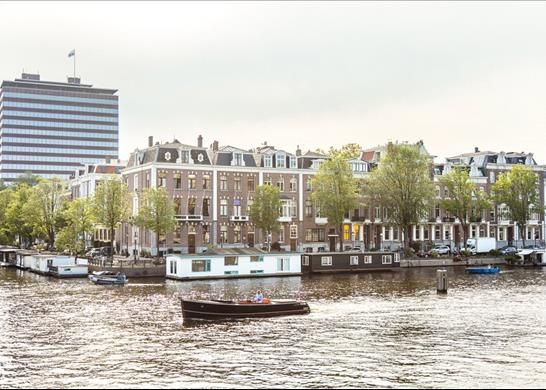 Thumbnail Town house for sale in Koningslaan 14, 1075 Ac Amsterdam, Netherlands