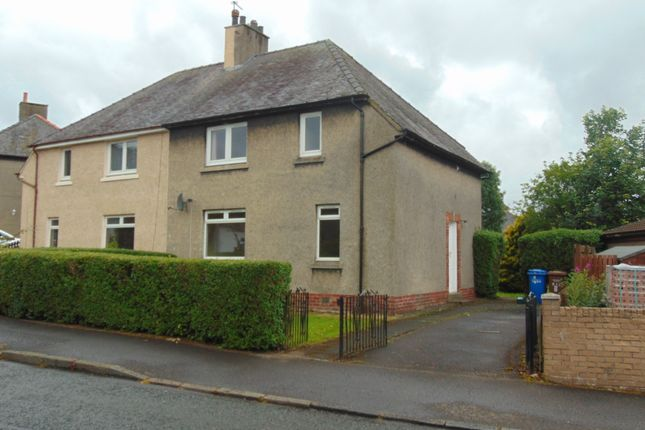 Thumbnail Semi-detached house to rent in Murraysgate Crescent, Whitburn, Bathgate
