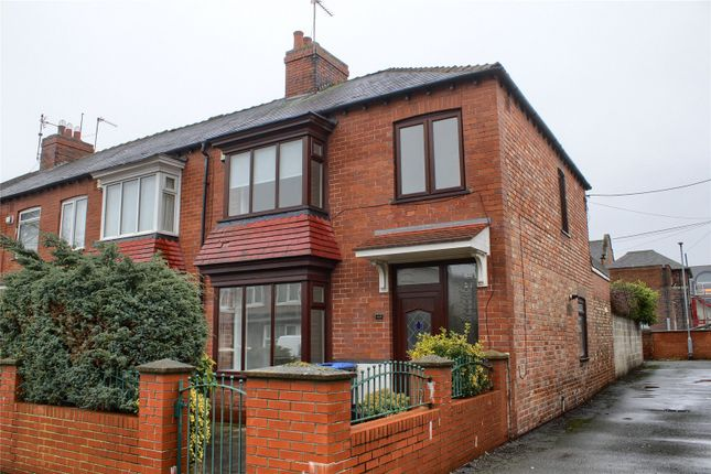 3 bed end terrace house for sale in Cliff Cottages, Hollins Lane, Middlesbrough TS5