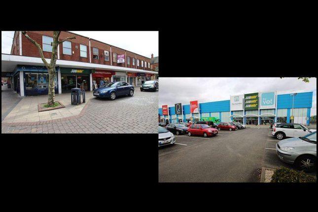 Thumbnail Retail premises for sale in Plantation Industrial Estate, Whitelands Road, Ashton-Under-Lyne