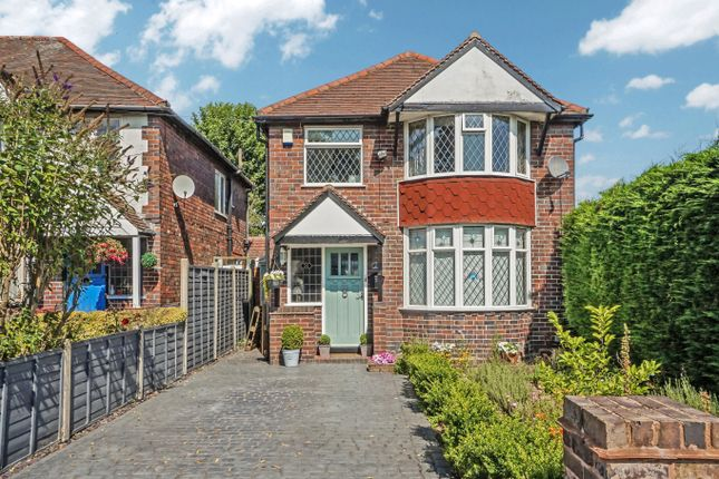 Thumbnail Detached house for sale in Redacre Road, Boldmere, Sutton Coldfield