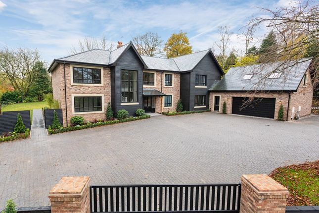 Thumbnail Detached house for sale in Prestbury Lane, Prestbury, Macclesfield