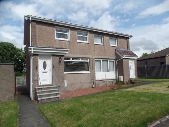 Thumbnail Terraced house to rent in Aberlady Street, Cleland, Motherwell