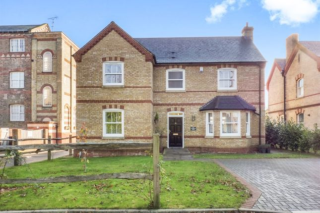4 bed detached house for sale in Anscombe Woods Crescent, Haywards Heath