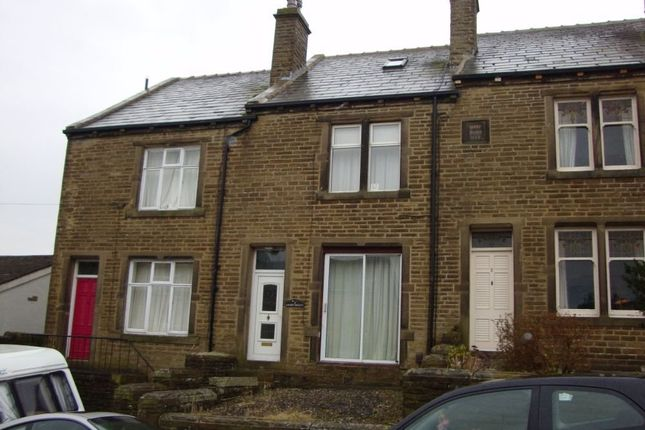 3 bed terraced house for sale in 3 Denby Mount, Oakworth, Keighley, West Yorkshire