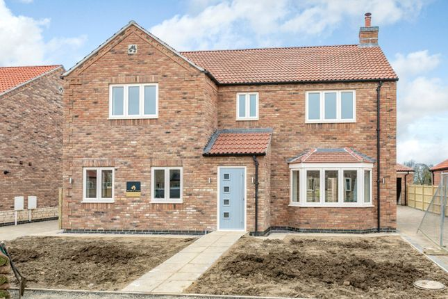 Thumbnail Detached house for sale in Saint Germains Way, Scothern, Lincoln