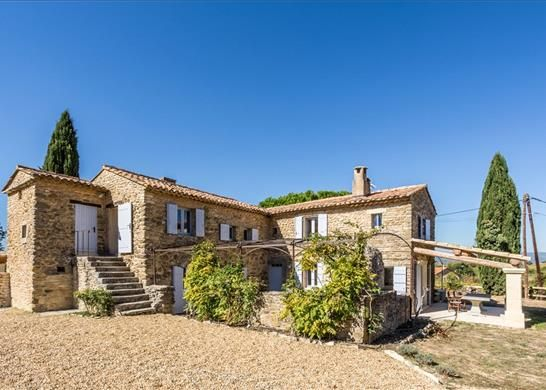 Thumbnail Farmhouse for sale in Bonnieux, France