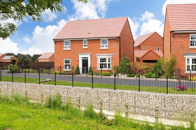 """Thumbnail Detached house for sale in """"Bradgate"""" at Harlequin Drive, Worksop"""