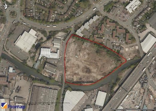 Thumbnail Land for sale in Seven Stars Road, Oldbury, West Midlands