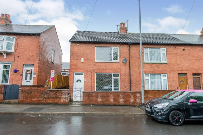 2 bed end terrace house for sale in Joffre Avenue, Castleford WF10