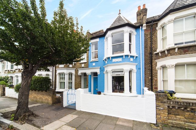Thumbnail Terraced house for sale in Bridgman Road, London