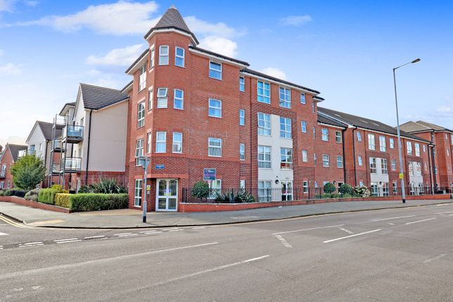Thumbnail Flat for sale in Adlington House, High Street, Wolstanton, Newcastle