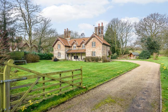 Thumbnail Detached house for sale in Ashby Dell, Ashby, Lowestoft