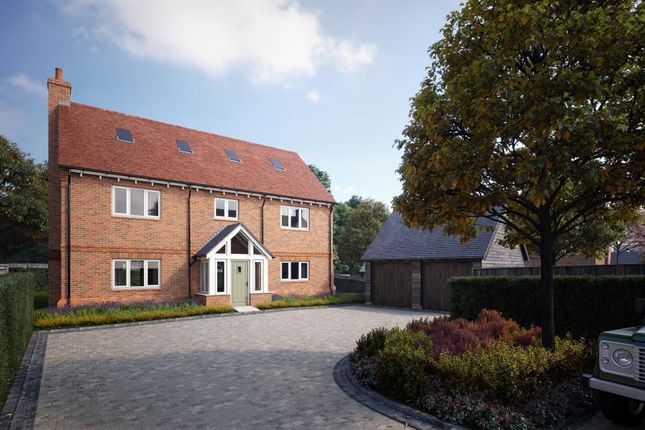 Thumbnail Detached house for sale in (The Lapwing), Brightwell-Cum-Sotwell, Wallingford