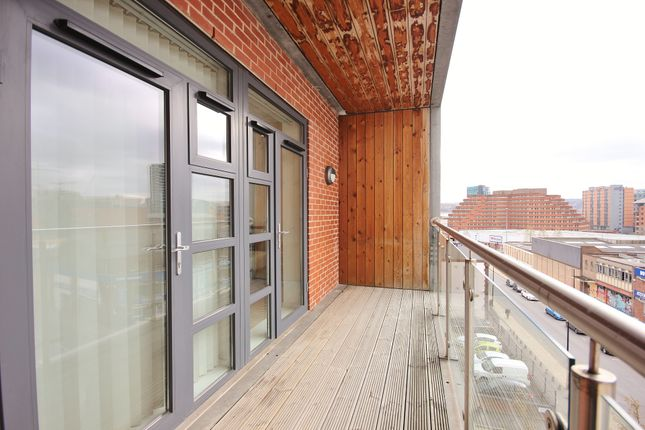 Thumbnail 1 bed flat for sale in Milton Street, Sheffield