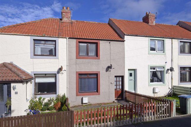 Thumbnail Terraced house for sale in Beach Avenue, Eyemouth