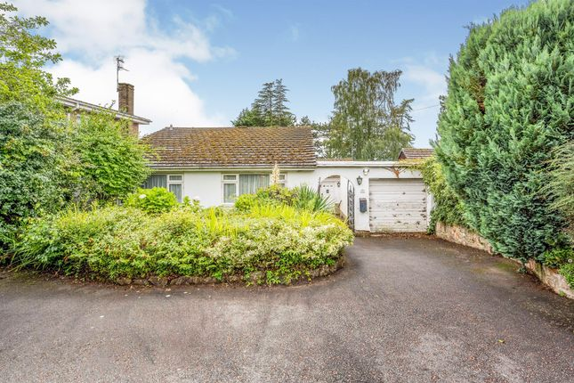 Thumbnail Detached bungalow for sale in Warren Way, Heswall, Wirral