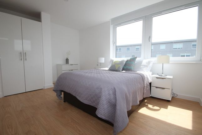 Thumbnail Flat to rent in Trafford House, Cherrydown East, Basildon