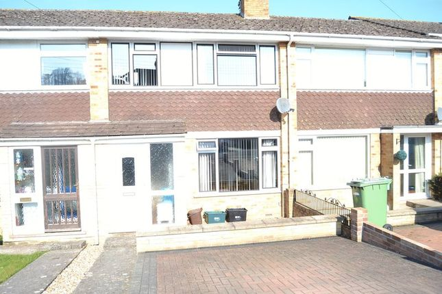 Thumbnail Terraced house to rent in Wells Road, Glastonbury