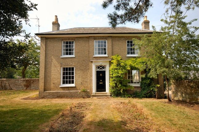 Thumbnail Farmhouse to rent in Dale Farm, Boxworth Road, Elsworth