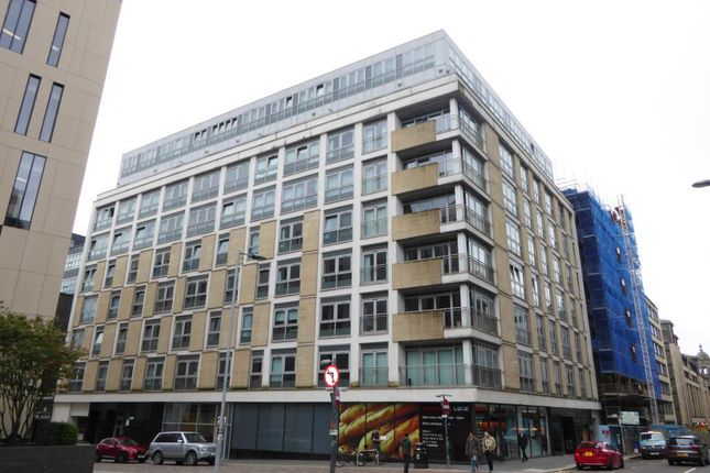 Thumbnail Flat to rent in The Headline Building, 205 Albion Street, Merchant City, Glasgow