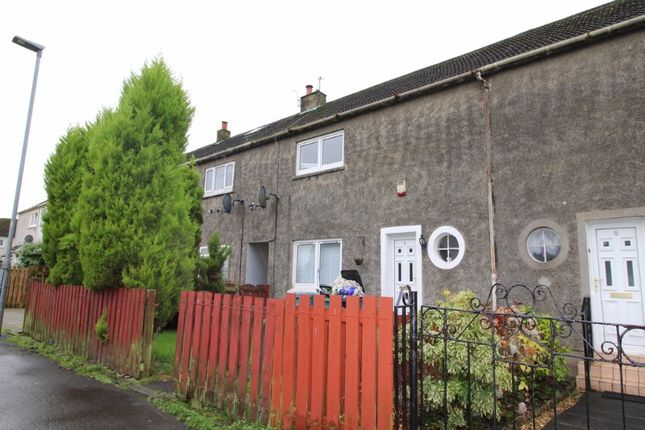 Thumbnail Flat to rent in Renfrew Place, Coatbridge, North Lanarkshire