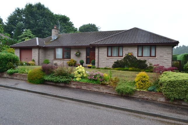 Thumbnail Detached bungalow for sale in St. Leonards Court, Forres