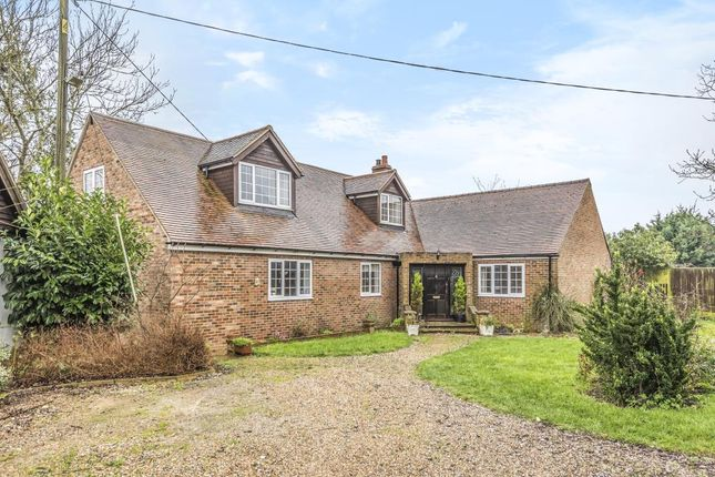 Thumbnail Detached bungalow for sale in Nuffield, Oxfordshire