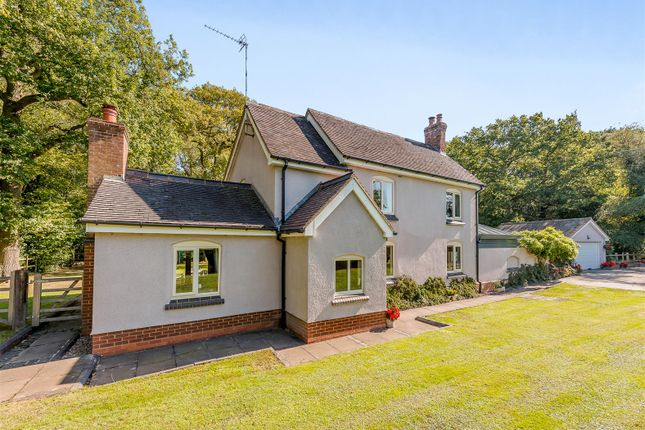 Thumbnail Detached house for sale in Stratford Road, Hockley Heath, Solihull