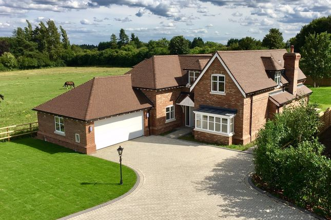 Thumbnail Detached house for sale in Heritage Gardens, Green Lane, Littlewick Green
