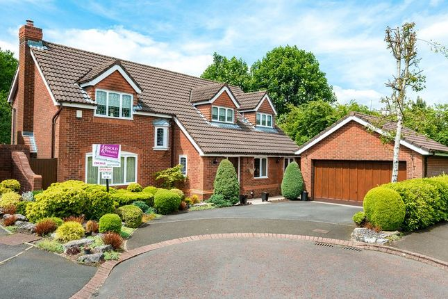 Thumbnail Detached house for sale in Pilgrims Way, Standish, Wigan