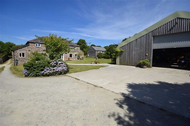Thumbnail Detached house for sale in Lostwithiel