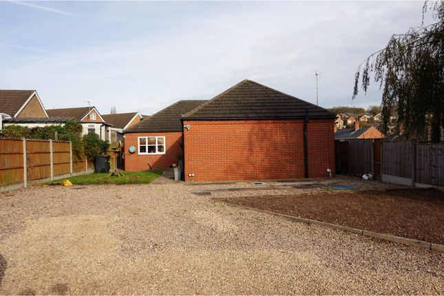 Thumbnail Detached bungalow for sale in Surgeys Lane, Arnold Nottingham