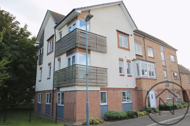 Thumbnail Flat to rent in Hawkshead Place, Newton Aycliffe