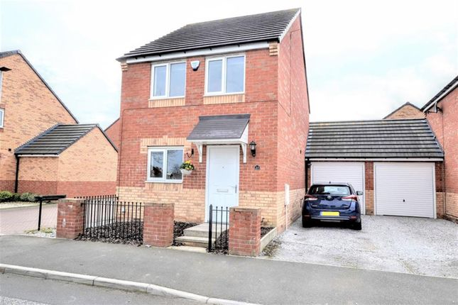 Thumbnail 3 bed detached house for sale in Moorland Avenue, Barnsley