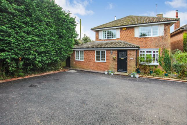 Thumbnail Detached house for sale in High Street North, Stewkley, Leighton Buzzard