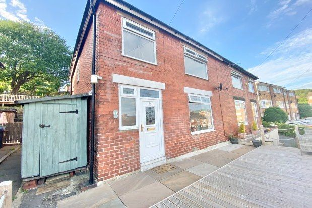 3 bed semi-detached house to rent in Atalanta Terrace, Halifax HX2