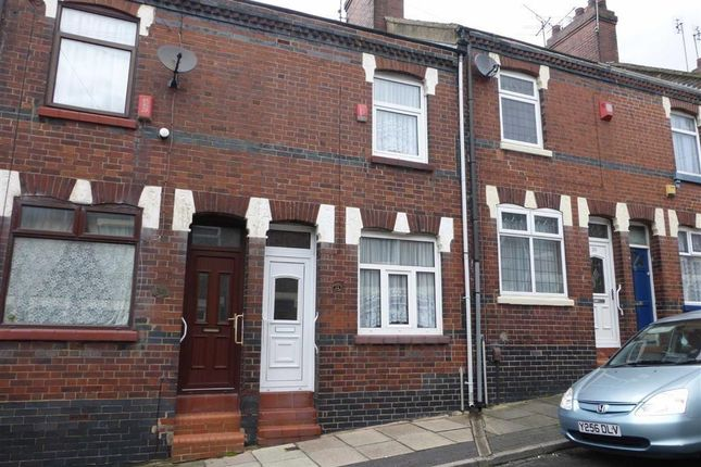 Thumbnail Terraced house to rent in Whitmore Street, Hanley, Stoke-On-Trent