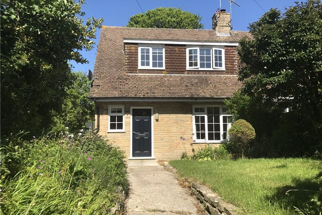 Thumbnail Detached house to rent in Bradford Peverell, Dorset
