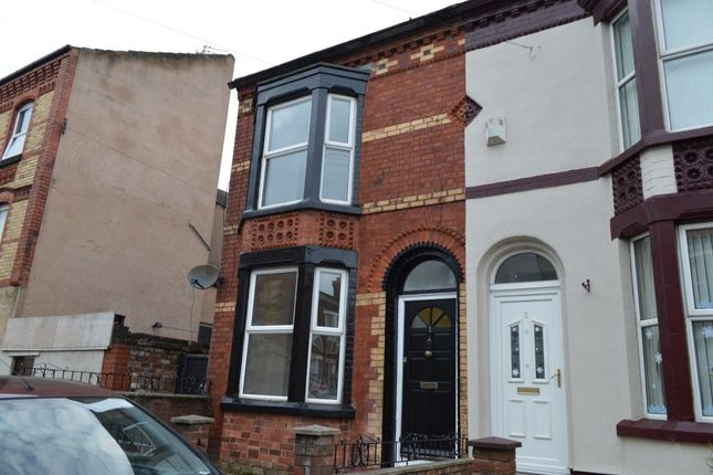 Thumbnail Terraced house to rent in Beatrice Street, Bootle