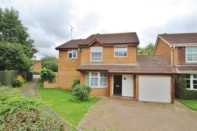 Thumbnail Detached house for sale in Willow Drive, Buckingham