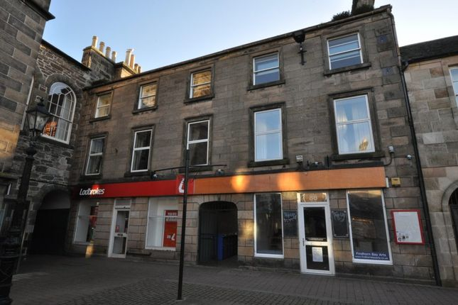 Thumbnail Flat for sale in High Street, Forres