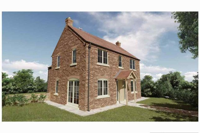 Thumbnail Semi-detached house for sale in Laughton Road, Blyton, Gainsborough