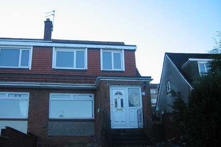 Thumbnail Semi-detached house to rent in Vale Walk, Bishopbriggs